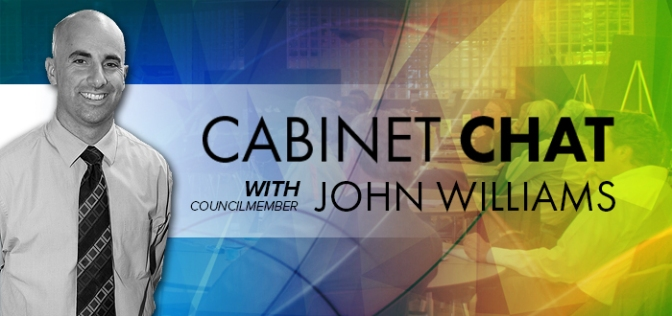 Cabinet Chats with John willams